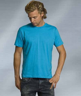 L&S Organic Fit T-shirt for him