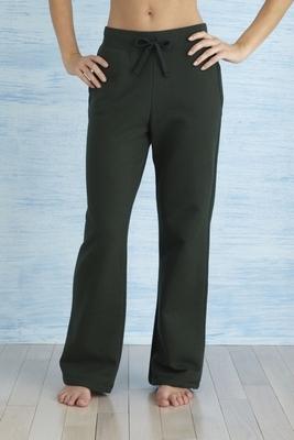 Gildan Heavy Blend Ladies' Open Bottom Sweatpant