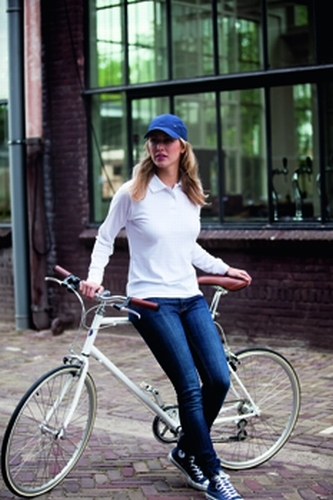 Poloshirt Matt Ladies