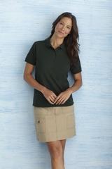 Gildan DryBlend Ladies' Pique Knit Sport Shirt