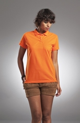 L&S Basic Mix Polo for her