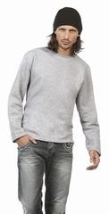 Sweatshirt B&C Open-Hem